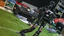 Tengok Kesiapan ITS Pertahankan Status Juara di Roboworld Cup 2018