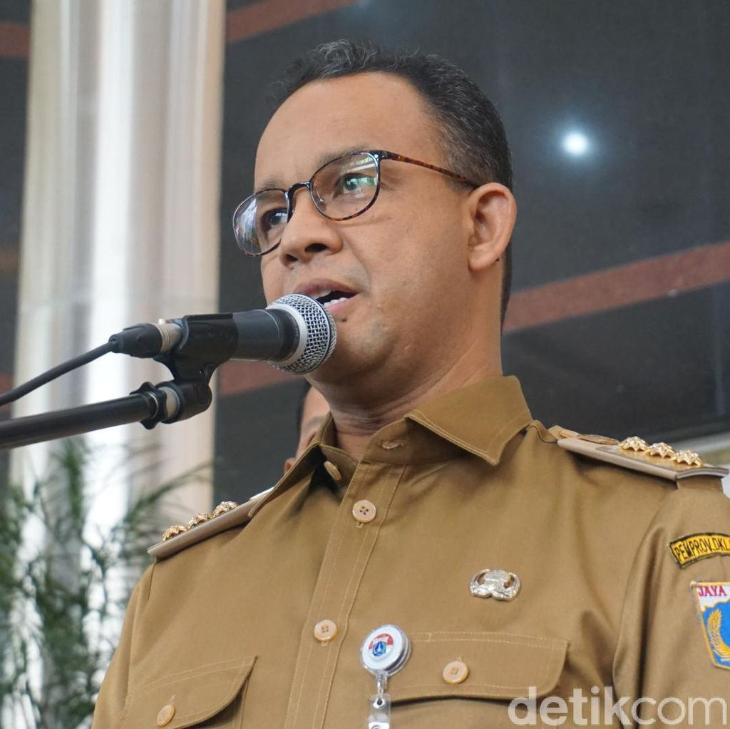 Ini Imbauan Anies untuk Pendatang dari Luar Jakarta