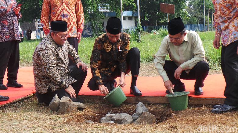 Jokowi Targetkan UIII Jadi Kiblat Kajian Peradaban Islam Moderat