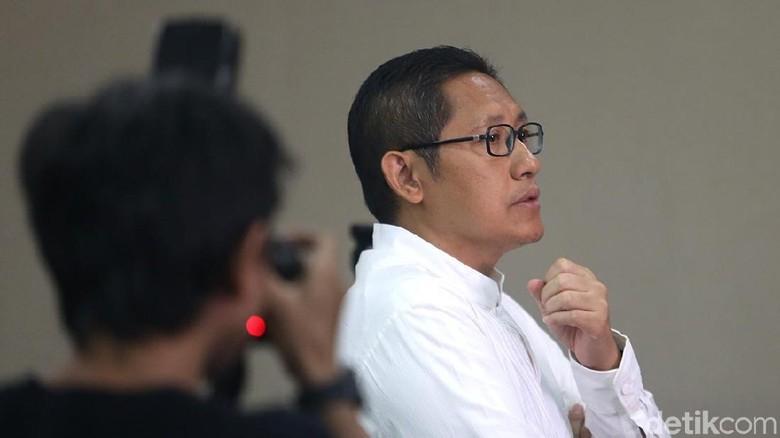Anas Urbaningrum Harap PK Dikabulkan dan Vonisnya Dikoreksi