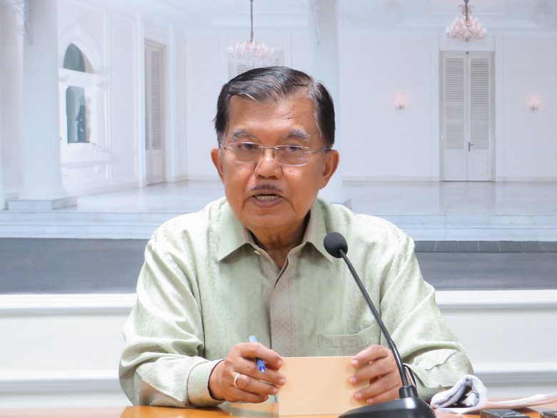 JK: Pertemuan Prabowo-Amien-Habib Rizieq Politik Tingkat Tinggi