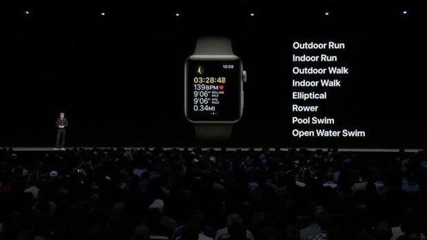 WatchOS 5 Bikin Apple Watch Bisa Walkie-Talkie