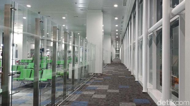 Terminal ini siap dioperasikan besok