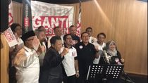 Gaya Mardani hingga Fadli Zon Rekaman Lagu #2019GantiPresiden