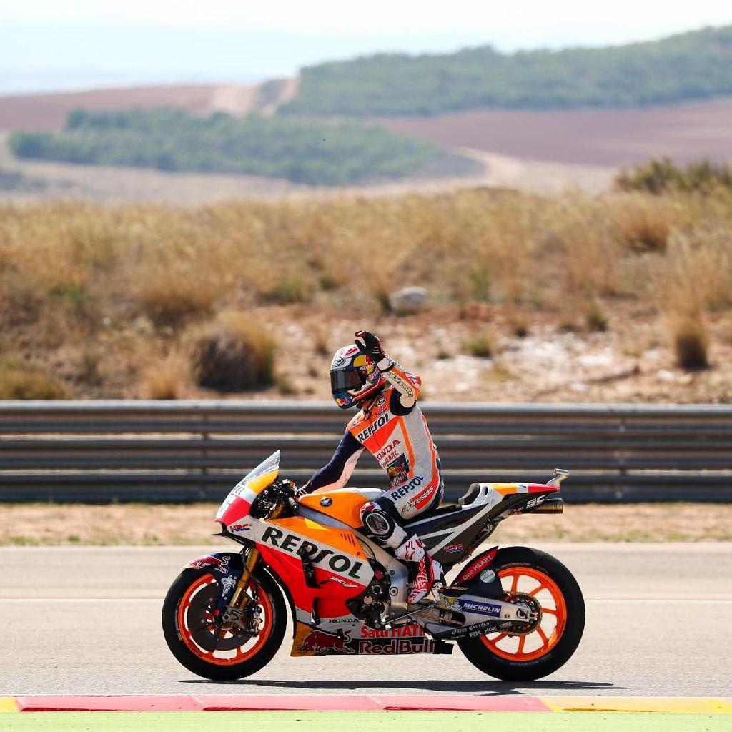 Rossi: Sayang Sekali Pedrosa Pensiun
