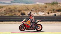 18 Tahun Balapan, Pedrosa Setia dengan Honda