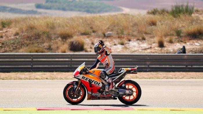 Dani Pedrosa akan menjalani balapan terakhir sebagai pebalap MotoGP di seri Valencia. (Foto: Dan Istitene/Getty Images)