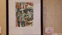 Berbagi untuk Difabel, 96 Lukisan 'Langka' Tampil di Bandung