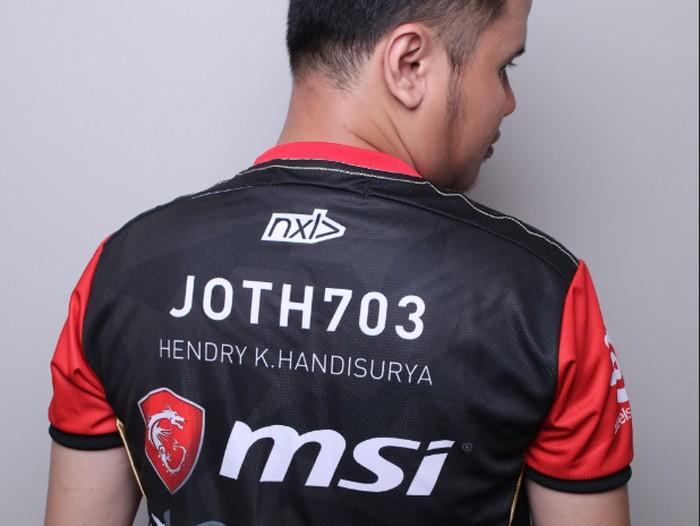 Hendry K. Handisurya akan berlaga di Asian Games 2018. Foto: dok. pribadi