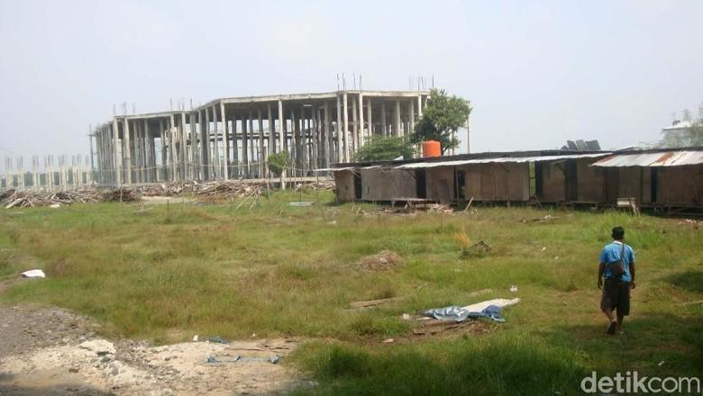 Ini Proyek Islamic Center Pengantar Bupati Purbalingga ke KPK