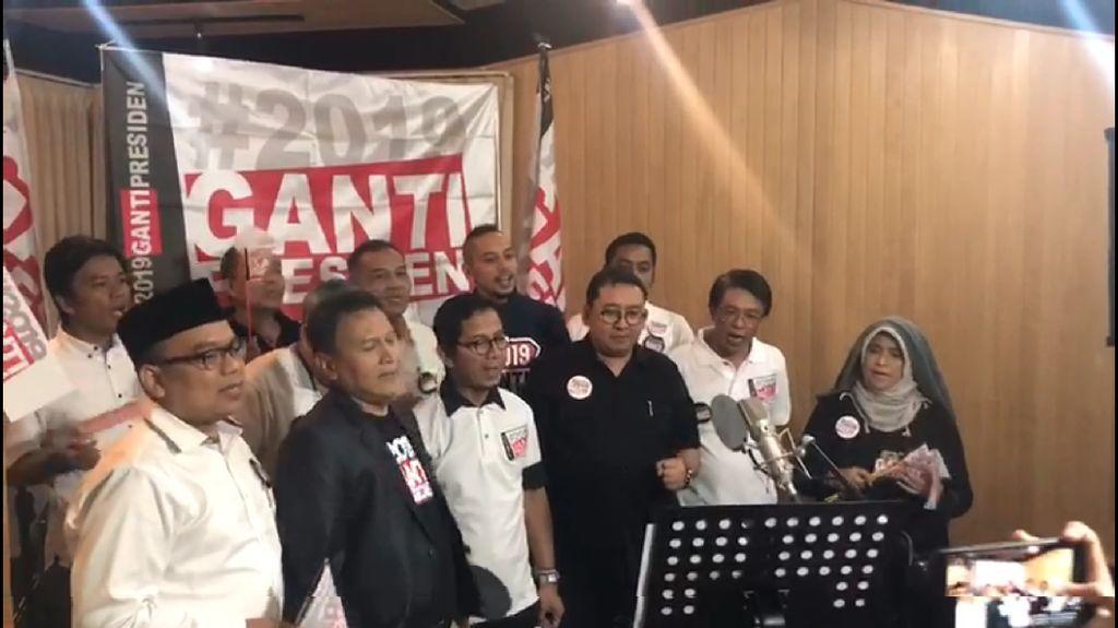 Fadli: Lagu #2019GantiPresiden Menyatu dengan Keinginan Rakyat