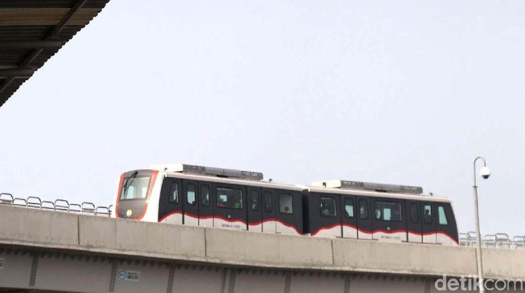 Jalur Skytrain Bakal Diperpanjang Oktober 2018