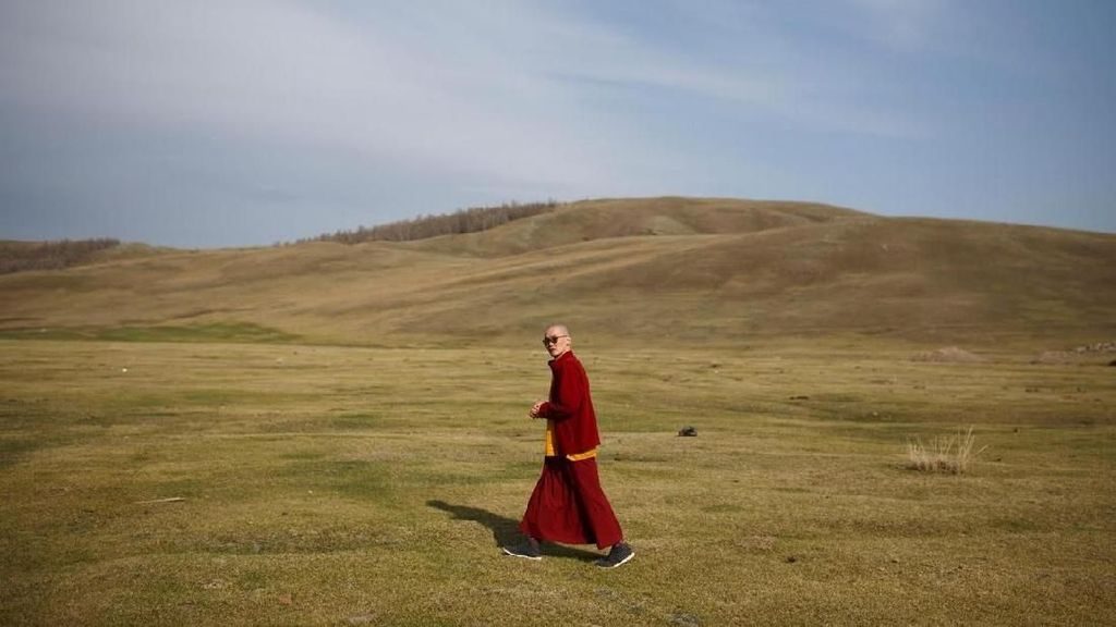 Kehidupan Biksu Milenial di Mongolia