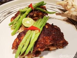Resep Buka Puasa : Ayam Bumbu Rempah