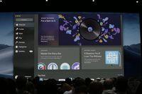 Tampilan baru App Store di macOS Mojave.