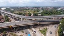 Urai Macet Palembang, Flyover 1,1 Km Siap Dilalui Pemudik