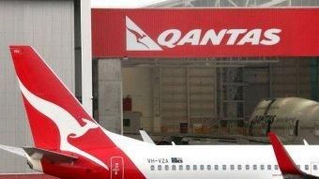 Usai PHK, Qantas Rekrut 2.000 Pekerja Outsourcing