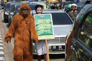 Aksi Masyarakat Indonesia Peringati Hari Lingkungan Hidup Sedunia
