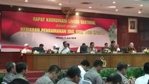 Kapolri hingga Panglima Cek Pengamanan Lebaran Via Video Conference