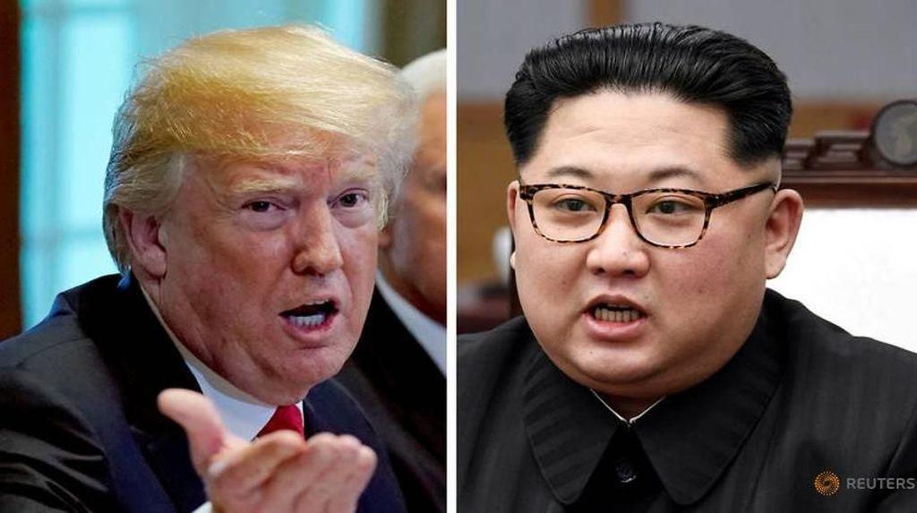 Burger Donald Trump dan Kim Jong Un Segera Dijual di Singapura