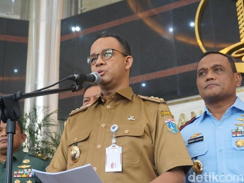Cerita Anies Sarapan Bareng JK sebelum Semobil ke Muhammadiyah