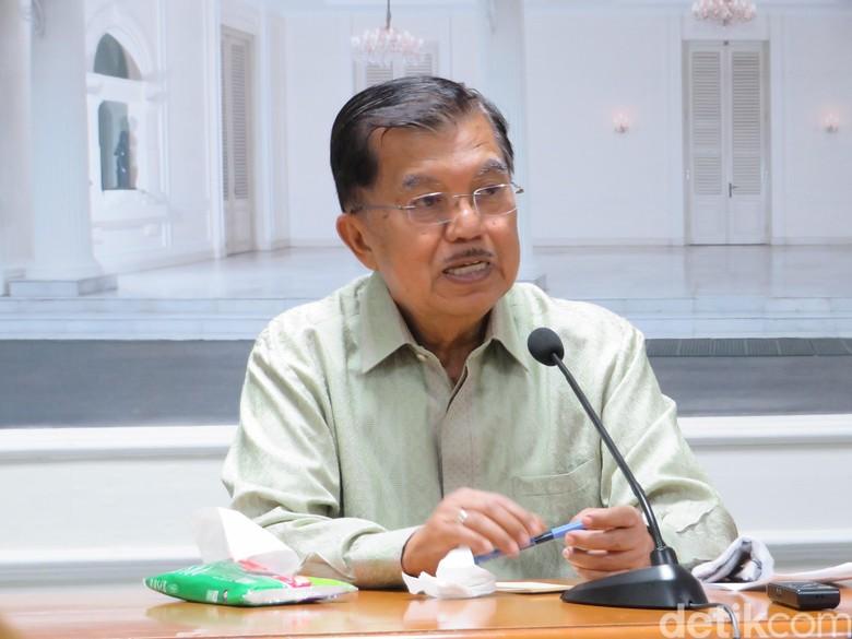 Harapan JK Vs Warning Eks Ketua MK