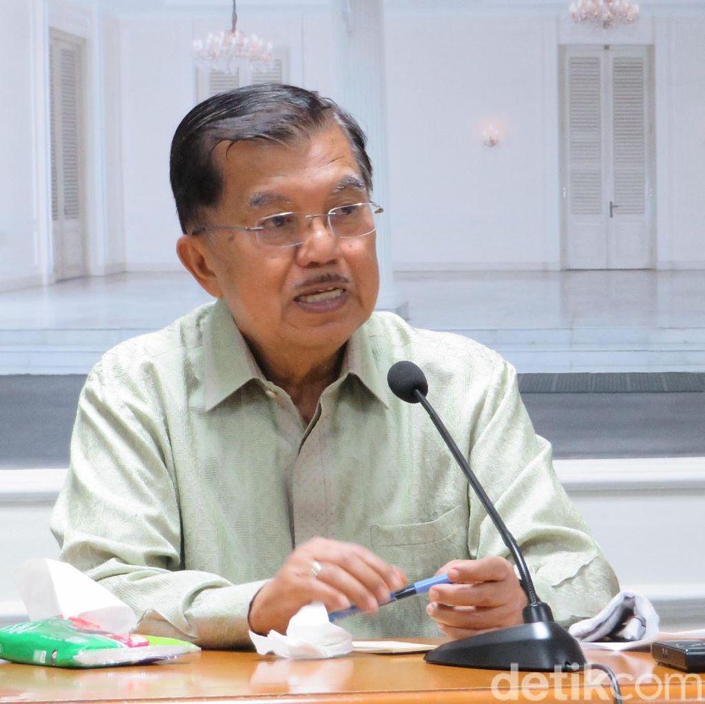 JK Minta Gugatan Soal Cawapres Diputus Sebelum Pendaftaran Pilpres