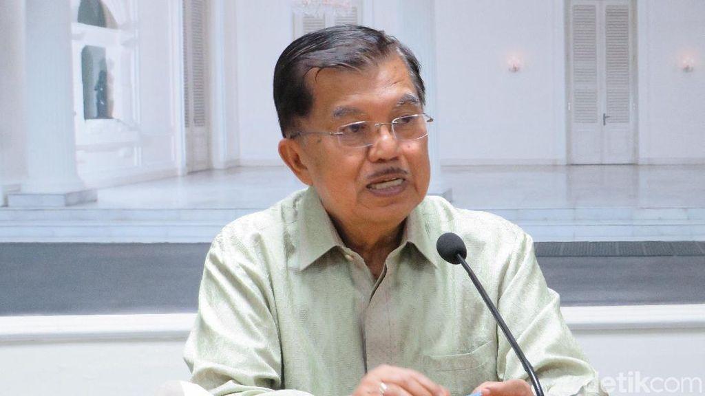 Bahas Asian Games, JK Santap Siang Bareng Gatot Hingga Wakapolri