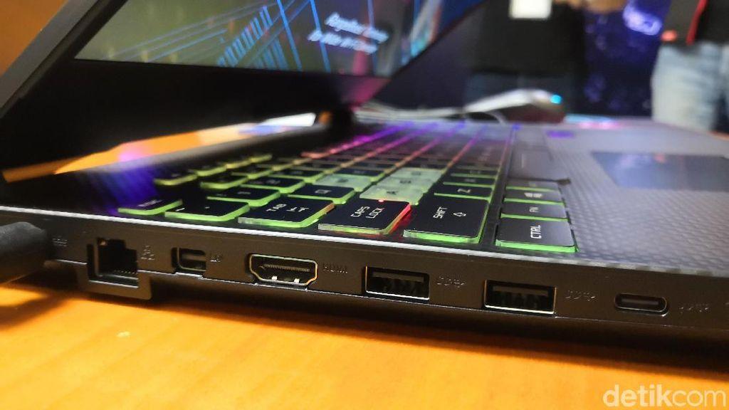 Penampakan Sangar Laptop Gaming Asus ROG Anyar