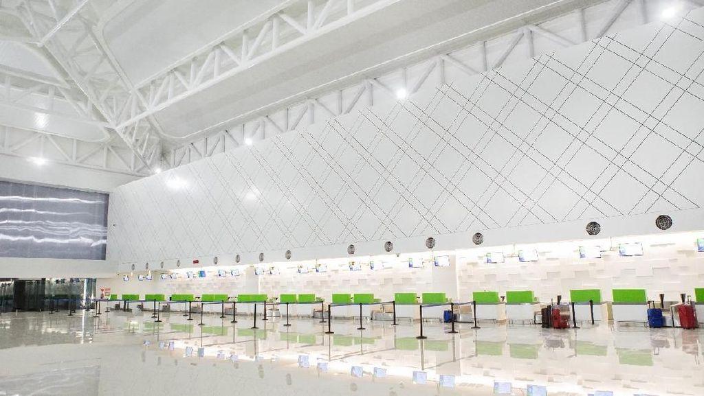 Keren Banget! Ini Terminal Baru Bandara Semarang yang Beroperasi Besok