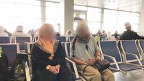 Dibebaskan, Jemaah Umrah yang Bawa Peluru Pulang ke Indonesia