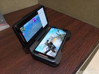 Sensasi Main Game Ala Konsol Handheld di Asus ROG Phone
