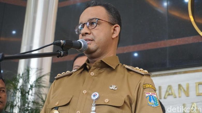 Akbar Tandjung Minta Anies Selesaikan Jabatan sebagai Gubernur