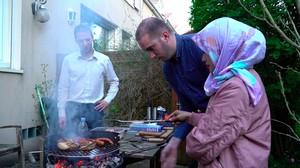 Berbelanja Daging Halal di Paris