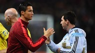 Pesepakbola Ideal adalah Gabungan Kaki Kiri Messi & Power Ronaldo