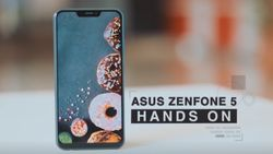 Hands On Asus Zenfone 5