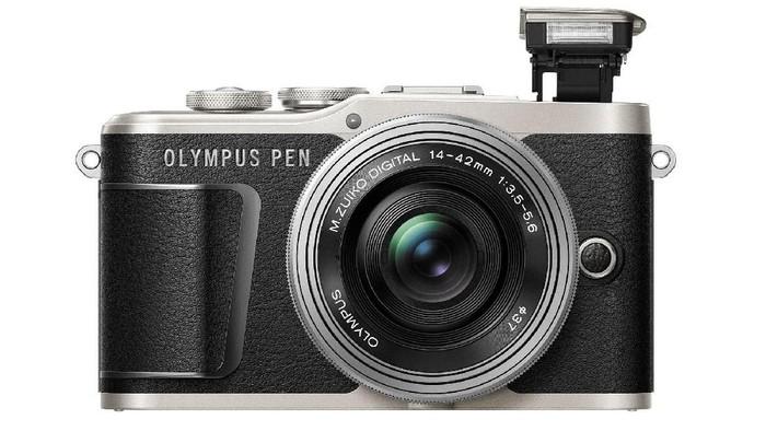 Foto: Olympus Luncurkan Kamera Mirrorless PEN E-PL9