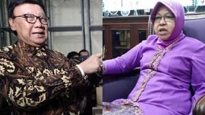 Mendagri vs Risma Soal THR PNS, PDIP: Harus Dukung Kebijakan Jokowi