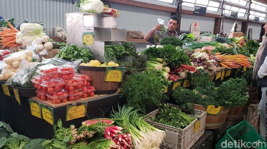 Belanja Sayur Segar di Sydney, Ini Tempatnya