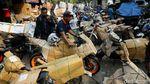 Jelang Lebaran, Jasa Pengiriman Paket Motor Meningkat
