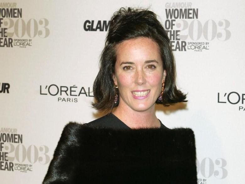 Desainer Kate Spade Meninggal Dunia, Para Selebriti Ikut Berduka
