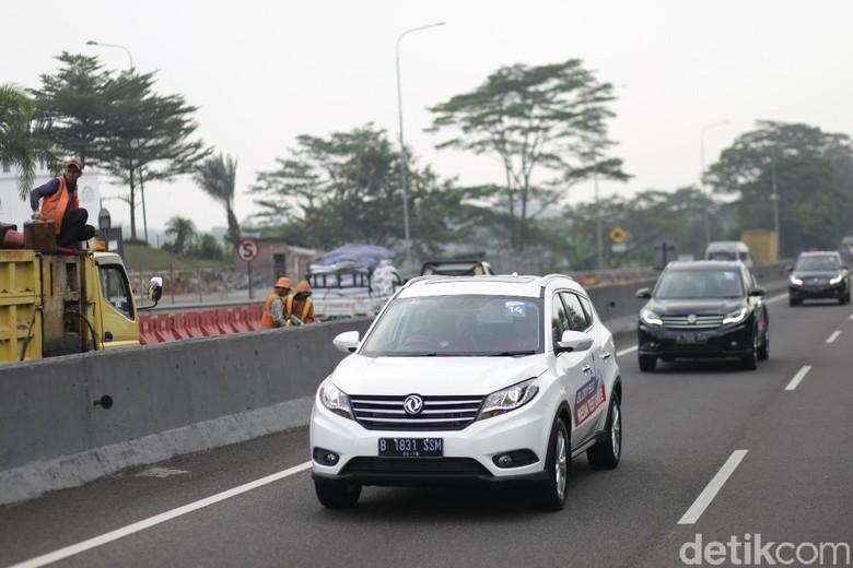 DFSK Glory 580. Foto: Ruly Kurniawan