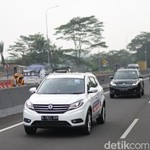 Menguji Mesin Turbo Mobil China, DFSK Glory 580