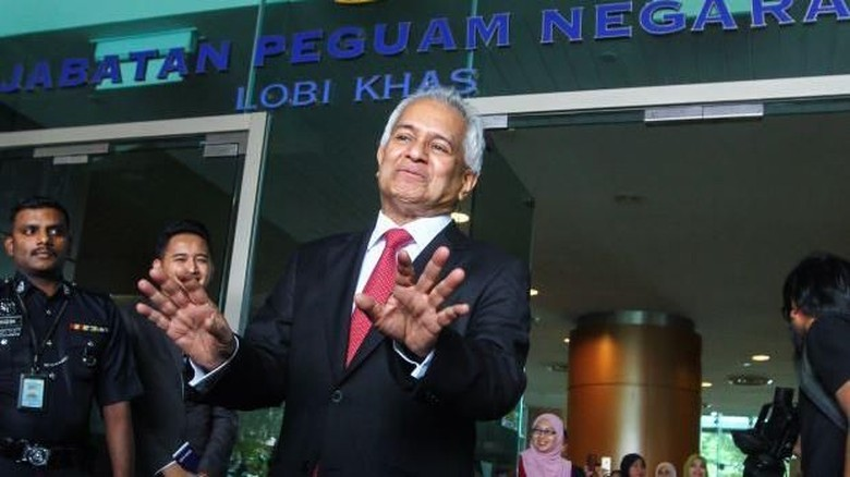 Jaksa Agung Tommy Thomas Pimpin Langsung Tim Jaksa Kasus Najib