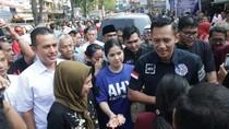 AHY Titip Pesan ke Eramas agar Ayomi Komunitas di Medan