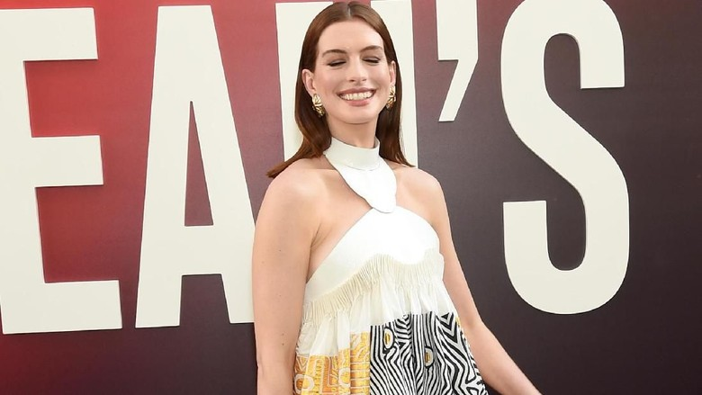 Anne Hathaway Foto: Jamie McCarthy/Getty Images
