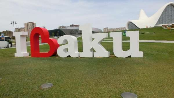 129 Taman Kota di Baku Bikin Iri, Cantik dan Fasilitas Komplet!