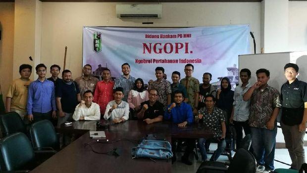 Ngobrol Pertahanan Indonesia, Muncul Wacana HMI Digital