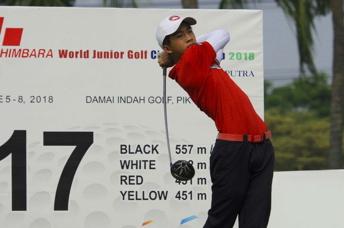 Himbara World Junior Golf Championship (HWJGC) 2018 mempertandingkan seluruh kelas. Pool/HWJGC.