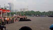 Kapolri-Panglima TNI Pimpin Apel Operasi Ketupat 2018